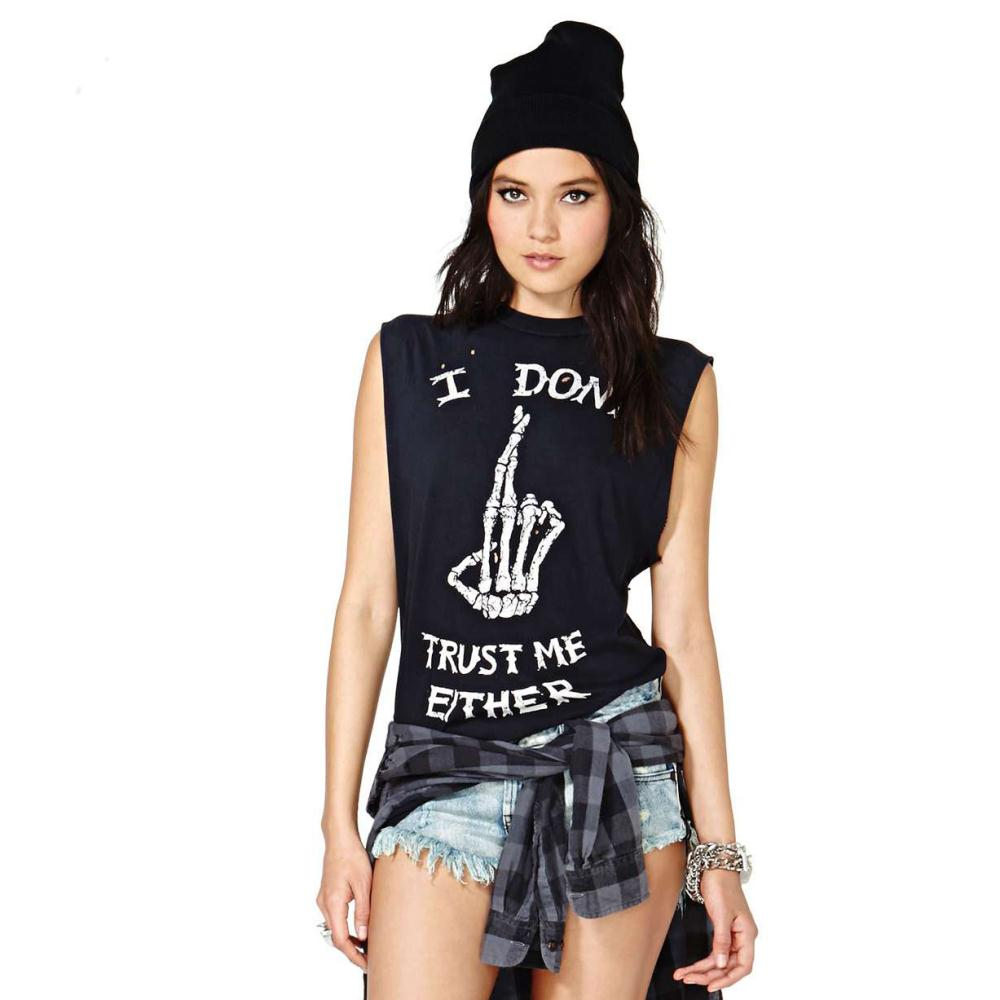 Flyouth-Casual-Summer-T-Shirt-mujeres-Tops-2015-nueva-moda-Skull-carta-imprimir-Punk-High-Street